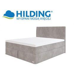 łóżko Kontynentalne Urban 115 Hilding Rozmiar 140x200 Cm Tkanina Grupa I Materac Dwustronny Foxtrot Materac Nawierzchniowy Jive