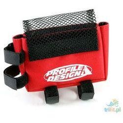 Torebka na Ramę Profile Design E-Pack Large red