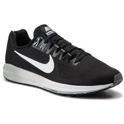 Buty NIKE - Air Zoom Structure 21 904695 001 Black/White/Wolf Grey/Cool Grey