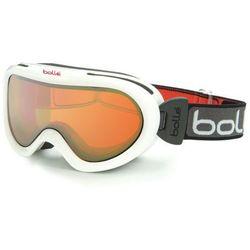 Gogle Dziecięce Na Okulary Bolle Boost OTG White Citrus Gun BO20741