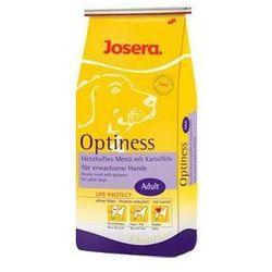 JOSERA Optiness 15kg + 5x Kabanos + 5x Paszteciki | Darmowa dostawa - 15000