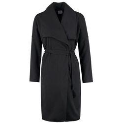 Vero Moda VMRAINA Płaszcz wełniany /Płaszcz klasyczny black