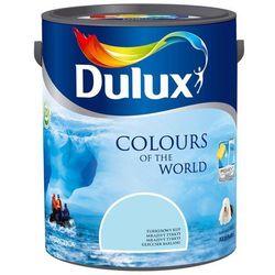Farba Kolory Świata Dulux Turkusowy Klif 5L