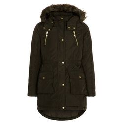 Esprit Płaszcz zimowy anthracite