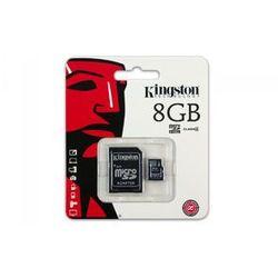 Kingston micro sdhc 8GB + adapter