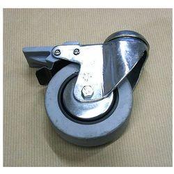 kółko 80 mm otwór + hamulec [1-0387] wyprzedaż