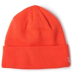 NEW ERA CZAPKA NE ORIGINAL BASIC CUFF FL ORANGE