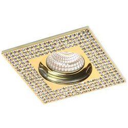 Oczko halogenowe 1X50W GU10 Złoty 71079 LUXERA