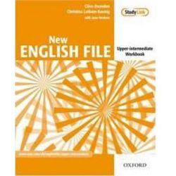 New English File Upper Intermediate Pack without key Workbook (zeszyt ćwiczeń) and MultiROM (opr. broszurowa)
