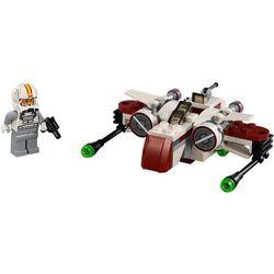 Lego STAR WARS Arc-170 starfighter 75072
