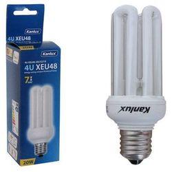Świetlówka kompaktowa 4U XEU48-20U E27 20W 10685 KANLUX