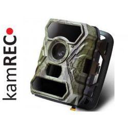 Kamera zewnętrzna leśna z czujnikiem ruchu PIR podczerwień