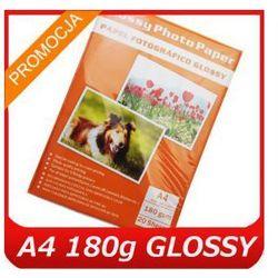 Papier fotograficzny A4 [210x297] Glossy, 180g/m2 op. 100 ark. Aigostar, wysoki połysk