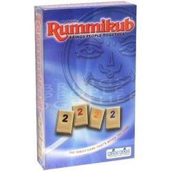 TM Toys Lemada Gra - Rummikub TRAVEL