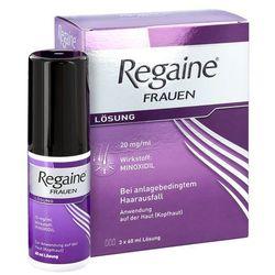 Regaine ampułki na wypadanie włosów dla kobiet 3x60 ml 3X60 ml