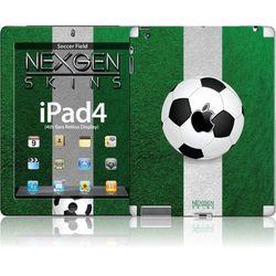 Rovens.pl Nexgen Skins - Zestaw skórek na obudowę z efektem 3D iPad 2/3/4 (Soccer Field 3D)