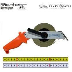 Taśma ruletka Richter stalowa lakierowana 414 GSR/30m