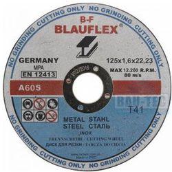 Tarcza do cięcia metalu 125x1.6 BLAUFLEX