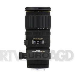 Sigma AF 70-200 APO EX DG OS HSM Nikon Darmowy transport od 99 zł | Ponad 200 sklepów stacjonarnych | Okazje dnia!
