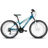 "Rower górski Kross Grand Roxy 100 XS(14"") turkusowo biały połysk WYSYŁKA GRATIS!!! - XS(14"") turkusowo biały połysk"