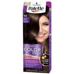 PALETTE Intensive Color Creme N3 Średni brąz Farba do włosów