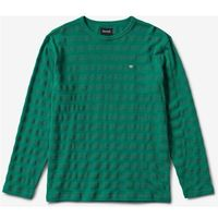 koszulka DIAMOND - Sportman L/S Top Green (GRN)