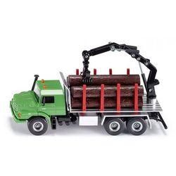Zabawka SIKU Super Ciężarówka Mercedes 2733 Do Transportu Drewna
