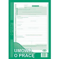 Umowa o prace Michalczyk&Prokop 500-1 - A4 (oryginał+kopia)