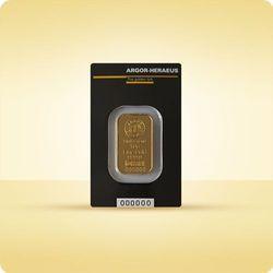10 g Sztabka złota CertiPack