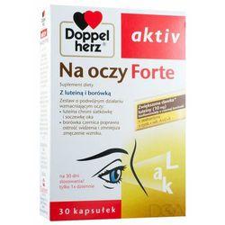Doppelherz aktiv Na oczy Forte kaps. - 30 kaps.