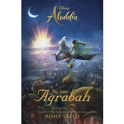 Aladdin: Far from Agrabah Saeed, Aisha