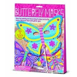 4M, zestaw kreatywny Maska motyla