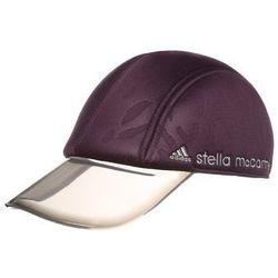 adidas by Stella McCartney Czapka z daszkiem deep purple/reflective silver