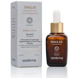SesDerma - Snailas Serum - Serum przeciwzmarszczkowe i regenerujące - 30 ml - DOSTAWA GRATIS! Kupując ten produkt otrzymujesz darmową dostawę !