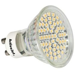 LED SMD AJE-S6010W 320lm 4,5W GU10 barwa ciepła