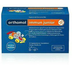 Orthomol Immun junior tabl.do ssania 4 g 14 sasz.
