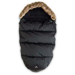 Elodie Details, Black Edition, śpiworek do wózka Darmowa dostawa do sklepów SMYK