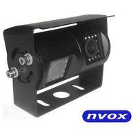 NVOX Samochodowa podwójna kamera cofania 4PIN CCD 12V DARMOWA DOSTAWA DO 400 SALONÓW !!
