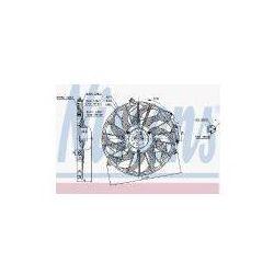 NISSENS Wentylator, kondensator klimatyzacji - 85648