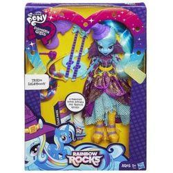 Lalka HASBRO My Little Pony Equestria Girls Lalka Super Trixie Lulamoon A6684