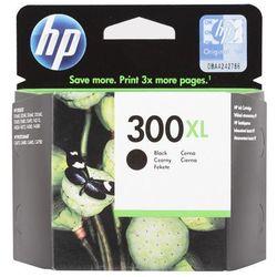 Tusz HP 300XL / CC641EE Czarny do drukarek (Oryginalny) [12ml]