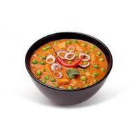 Aloo Matar - Ziemniaki z groszkiem w sosie curry