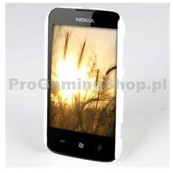 Jekod Super Cool-Plastic Case-Nokia Lumia 510 Screen Protector, White