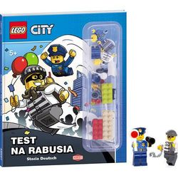 LEGO ® City. Test na rabusia