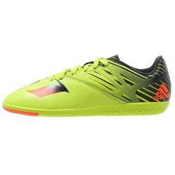 adidas Performance MESSI 15.3 IN Halówki semi solar yellow/solar red/core black