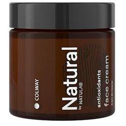 Colway - Antioxidants face cream - Antyoksydacyjny krem do twarzy - 60 ml - DOSTAWA GRATIS! Kupując ten produkt otrzymujesz darmową dostawę !