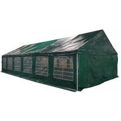 Rovens.pl Pawilon ogrodowy - 6x12m namiot handlowy kolor zielony