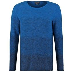 Jack & Jones JJORBASKET REGULAR FIT Sweter imperial blue