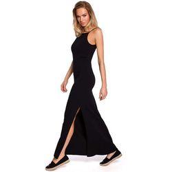 55afb386b7 suknie sukienki sukienka dresowa maxi - porównaj zanim kupisz