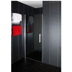 DUSCHY DOOR Drzwi prysznicowe 80x190, szkło barwione 5232-80
